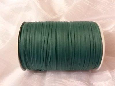 Rocca fettuccia in tulle verde smeraldo