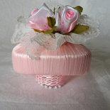 Saponetta rosa vintage