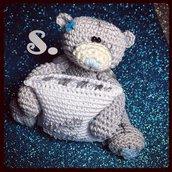 Schema orsetto Teddy  amigurumi