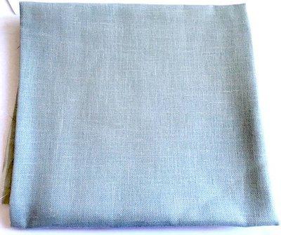 Taglio da 1 mt Lino 13 Fili Azzurro Polvere - Permin of Copenhagen