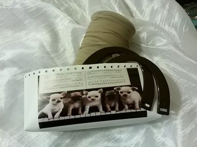 Kit per borse stampa cani