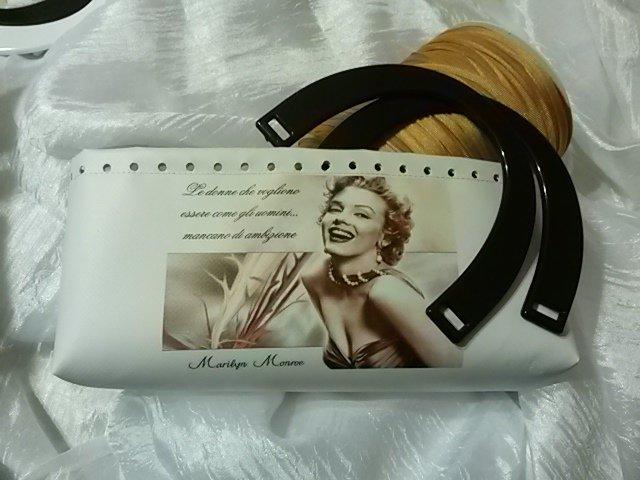 Kit per borse stampa Marilyn