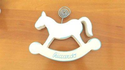 Cavallo A Dondolo Legno Bomboniera.Bomboniera Battesimo Nascita Compleanno Cavallo A Dondolo In Forex Versione Bimbo Portafoto Con Personalizzazione No Fimo