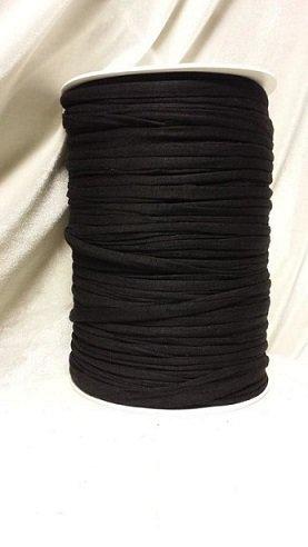 Rocca cotone nero A 01