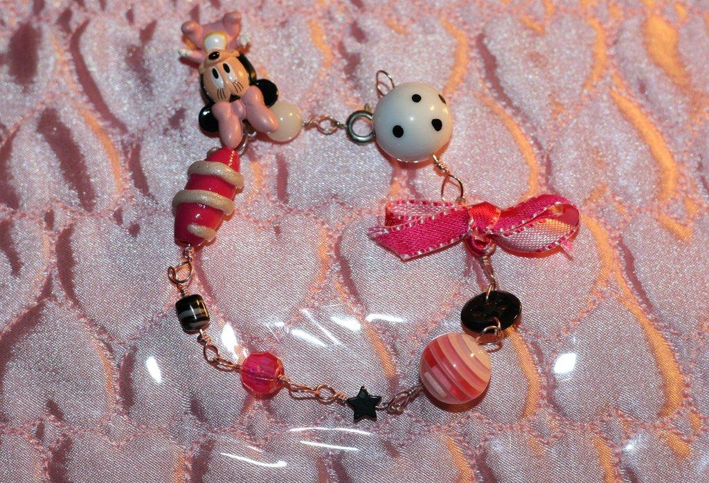 braccialetto baby minnie