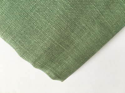 Taglio 140 x 50 cm Lino 11 fili Verde Giada - Permin of Copenhagen