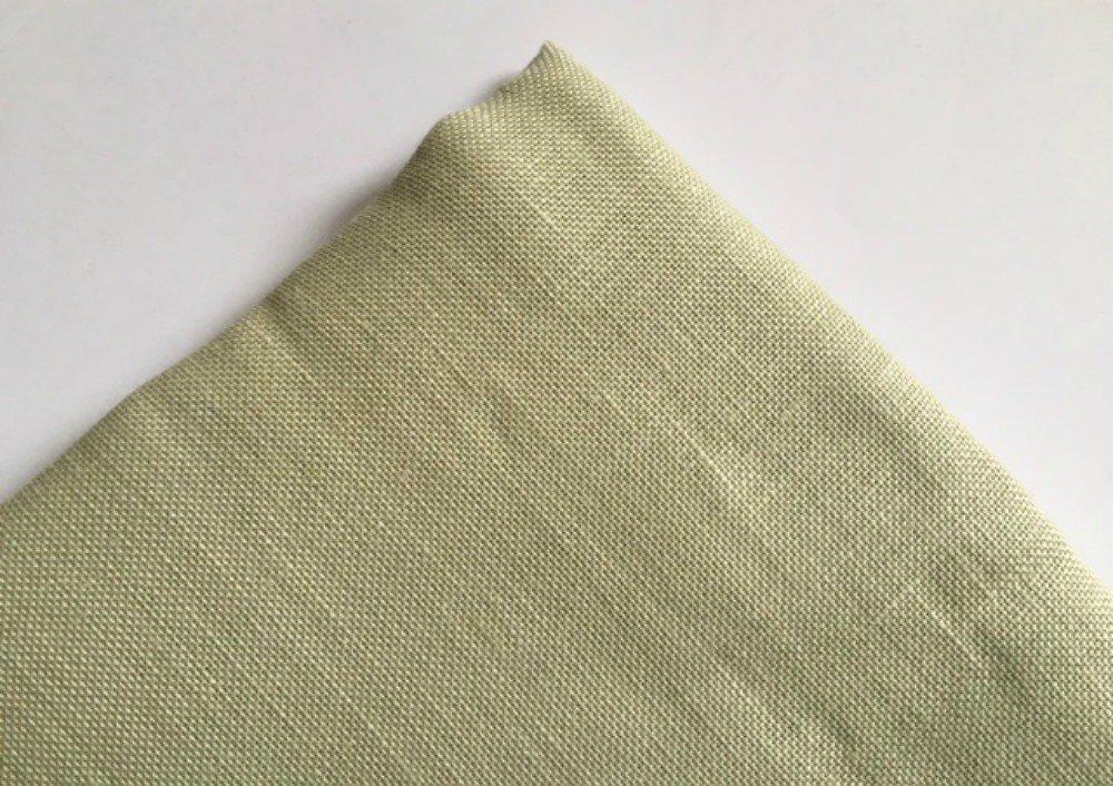 Taglio 140 x 165 cm Lino 11 fili Verde Waterlily - Permin of Copenhagen