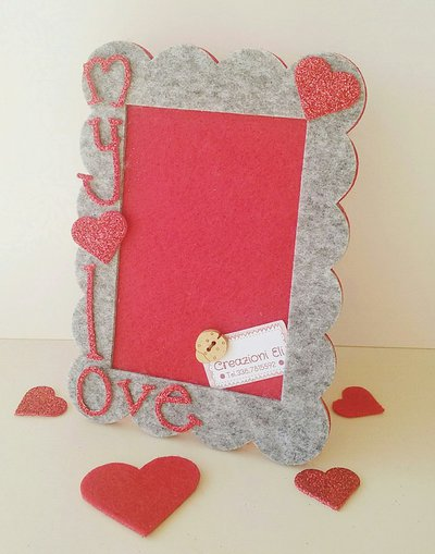 "CORNICE ROMANTICA ""MY LOVE"""
