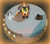 topper cake su richiesta