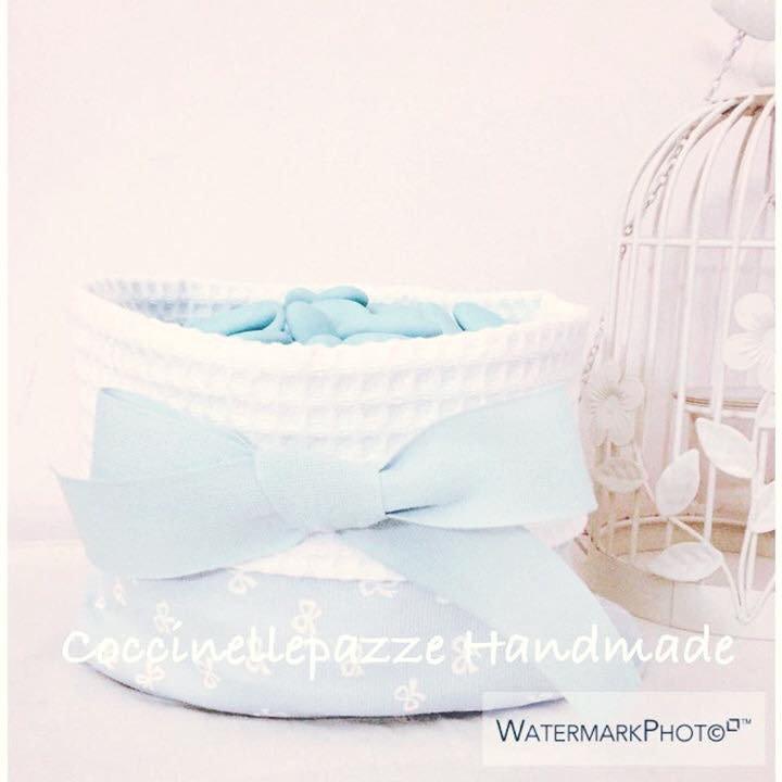 Sacchetto porta confetti per confettata per ogni evento nascita battesimo matrimonio compleanno