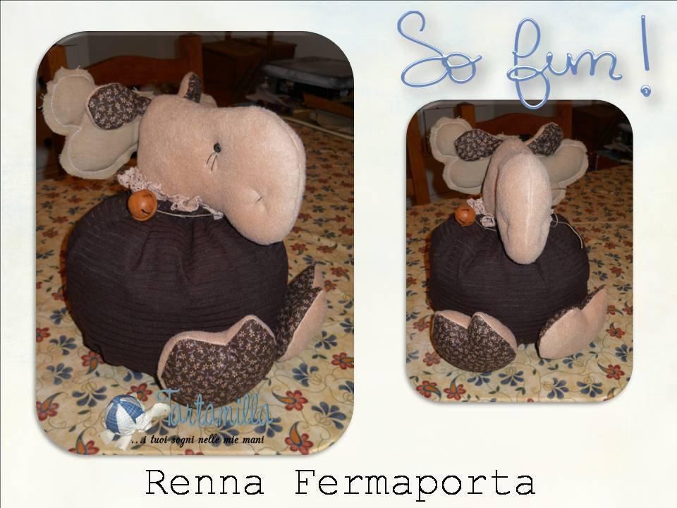 Renna Ferma Porta