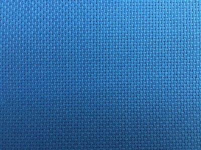 Tela Aida 72 quadretti  Permin of Copenhagen - Colore Bluette