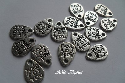 """Charm """"Made for you"""""""