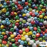 perline miste 4 mm 50gr