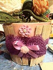 Vasi in terracotta artigianale