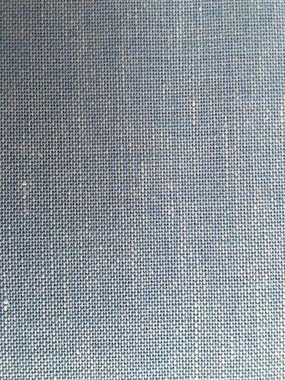Tessuto Misto Lino Azzurro Melange - h.180 cm