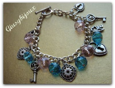 bracialle charms love