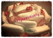 Torta pannolini bouquet