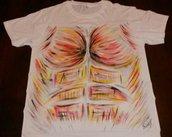 Maglietta  a tema  Muscoli (donna)
