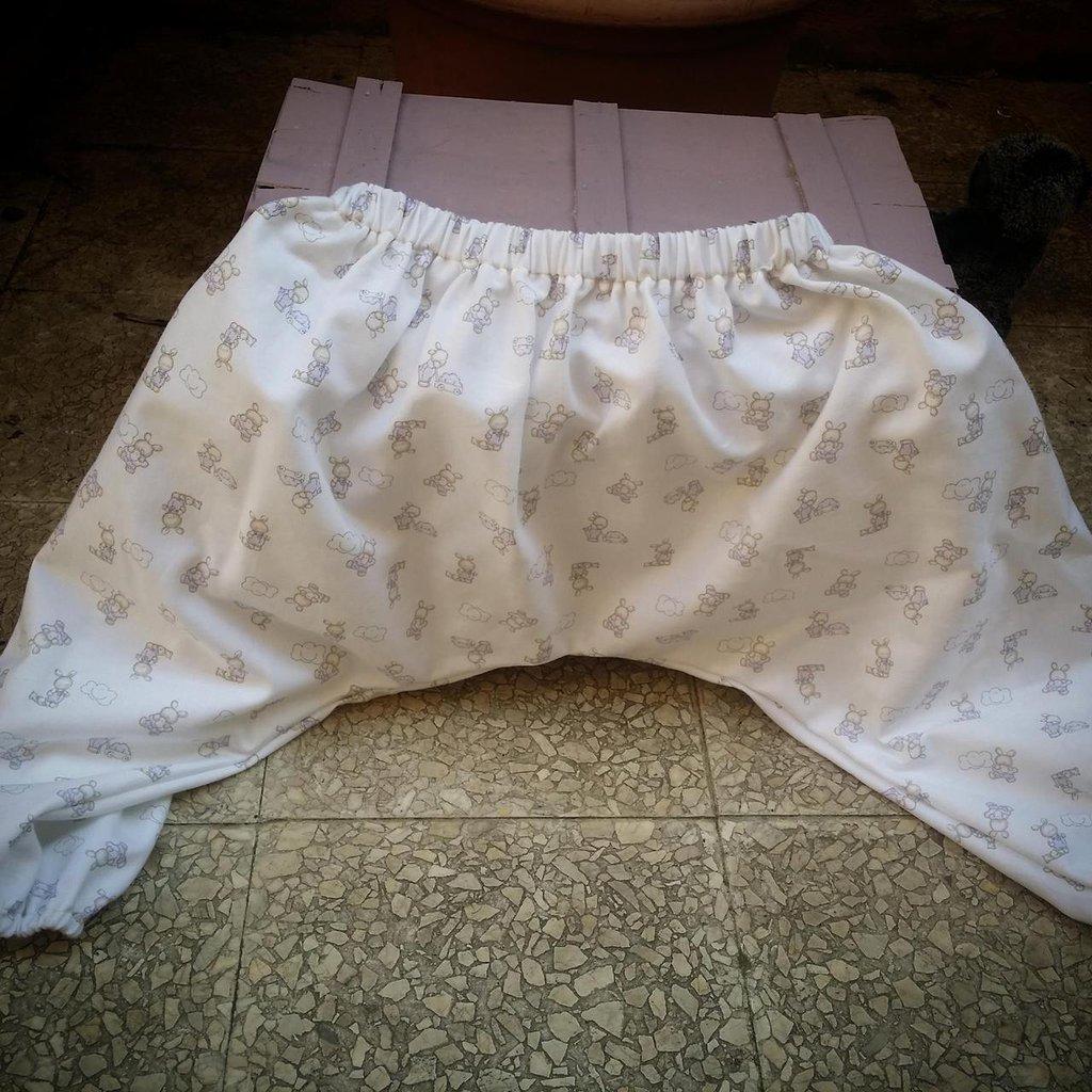 pantaloni harem pants