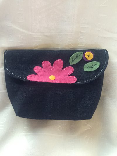 Bustina porta oggetti da borsetta