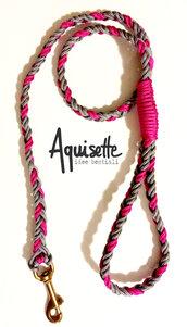Guinzaglio in corda colorata