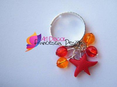 Anello stella marina cod 4