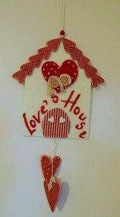 LOVE'S HOUSE la casetta dell'amore