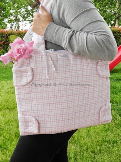 Borsa fasciatoio per vestiti e cambio del neonato