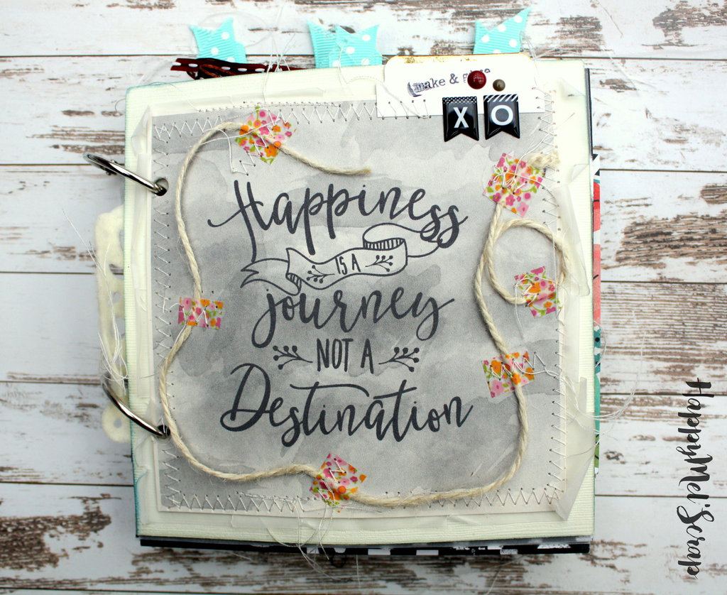 "Album fotografico ""Happiness"""