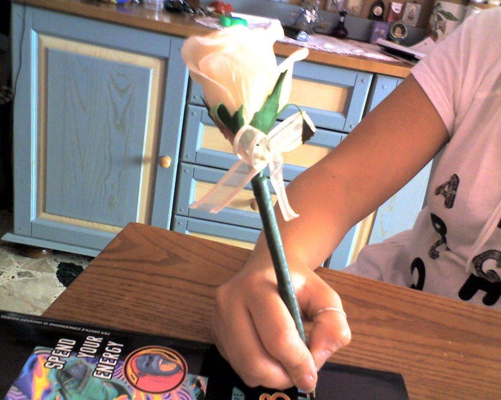 Penna-fiore