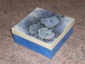 Scatole Rose Blu