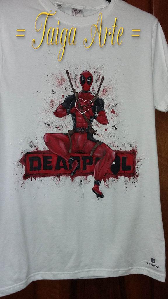 Deadpool maglietta M