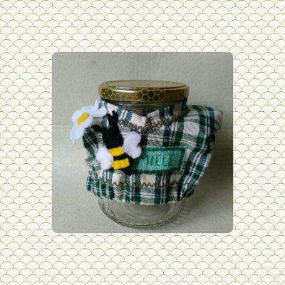 Copri barattolo del miele