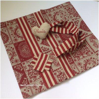 Porta torte pacco regalo cuoricino personalizzato