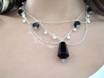 Audrey Hepburn Style Necklace