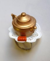 Tea Time Ring #5