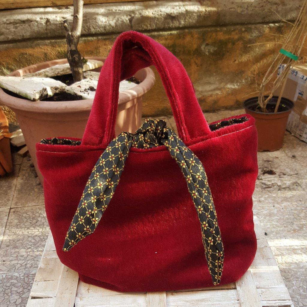 borsa con manici a mano/handbag