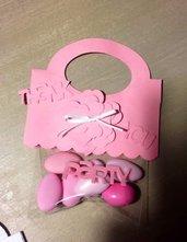 Mini bags per confettate