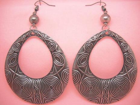 orecchini etnici