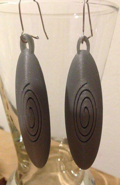 orecchini pendenti lunghi Obly