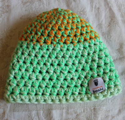 cappellino Myboshi modello Daito