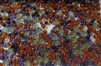 50% DI SCONTO - 250 MIx Perline in Vetro