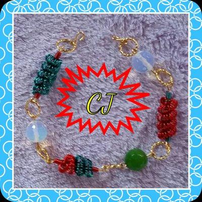 braccialetto wire color oro