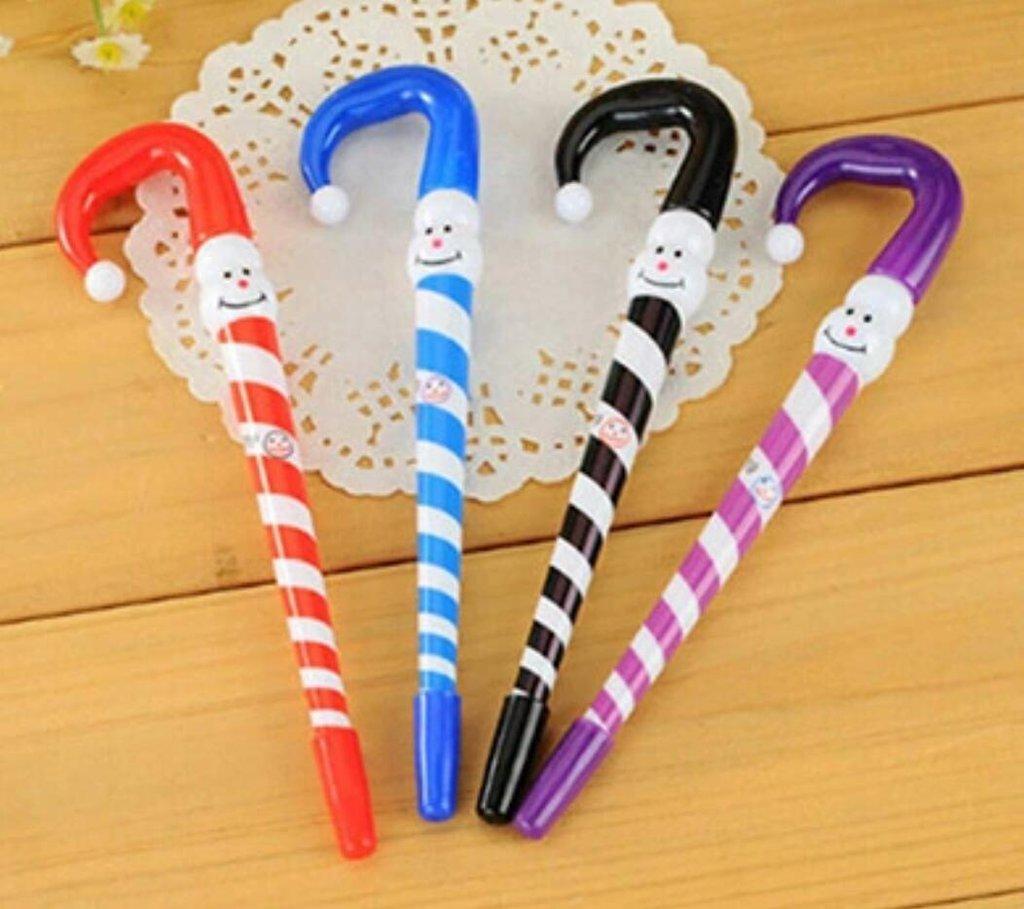 penna a forma di  ombrello