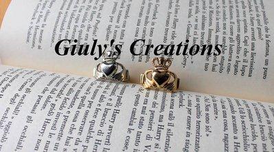 Anello Claddagh BUFFY L'AMMAZZAVAMPIRI Angel Buffy Claddagh ring Irlandese love