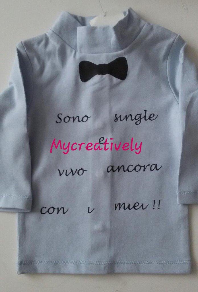 Maglietta maschietto 3 mesi