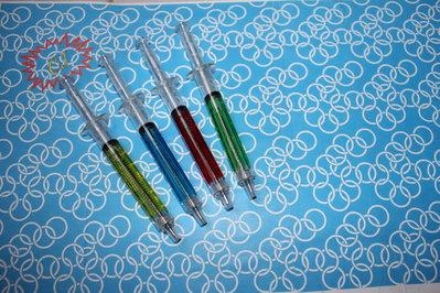 penna siringa con liquido