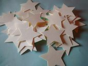 100 confetti stella, coriandoli