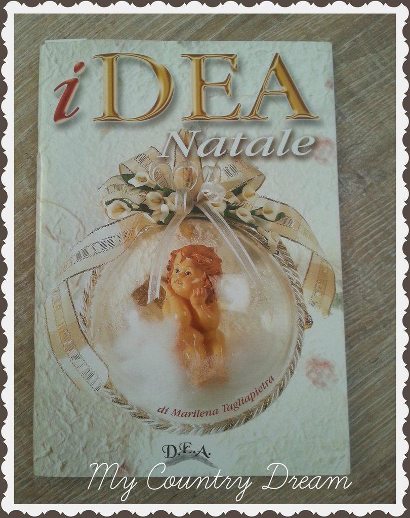"""Libro """"Idea Natale """""""